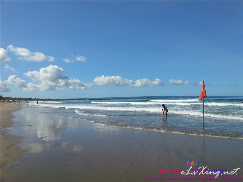 巴厘蓝梦岛 金银岛 tips 六楼更新海滩对比图