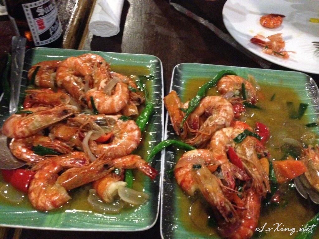 海鲜加工餐厅_